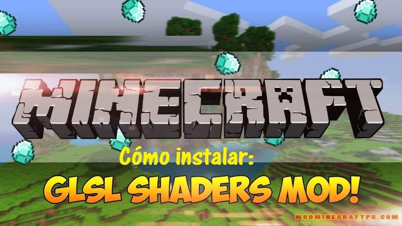 GLSL Shaders Mod para Minecraft