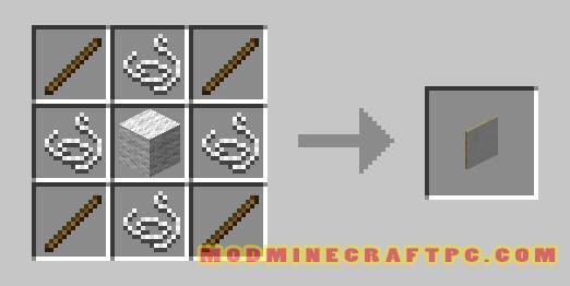 BiblioCraft Mod Crafting Recipes 10