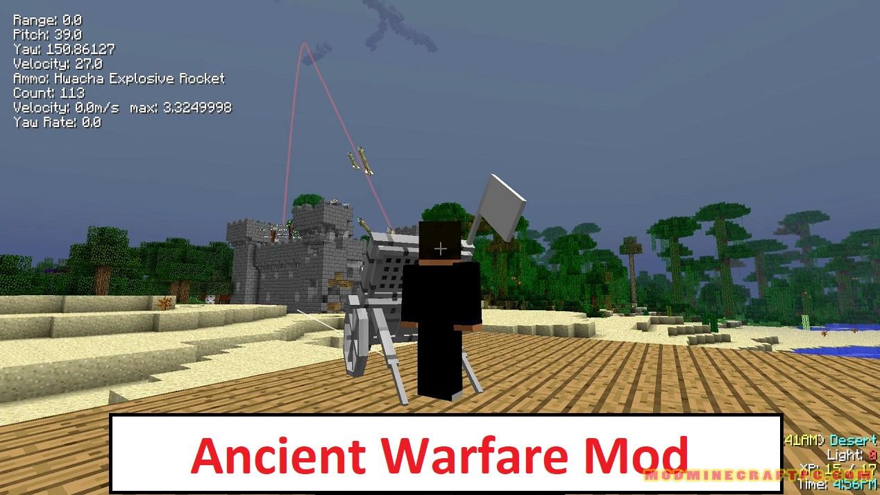 Ancient Warfare Mod