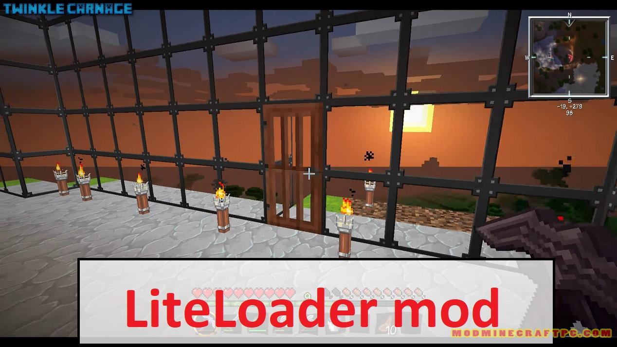 LiteLoader mod