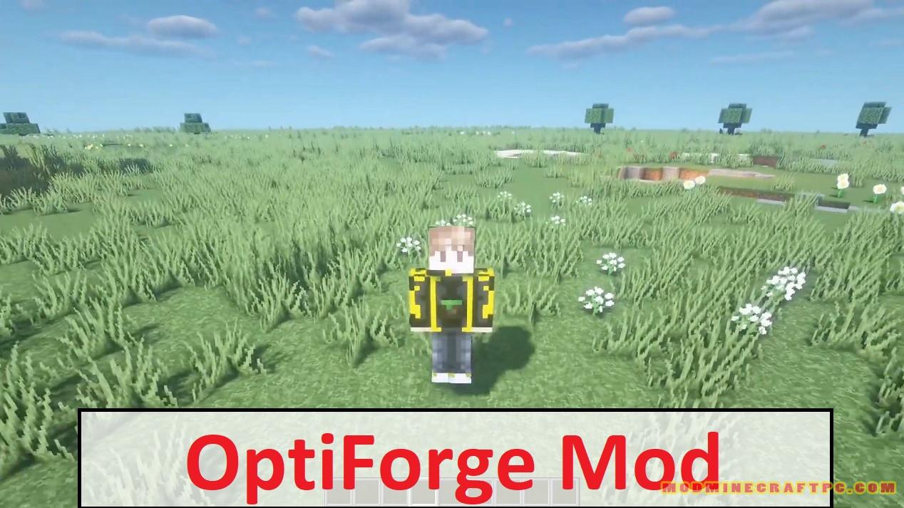 OptiForge Mod