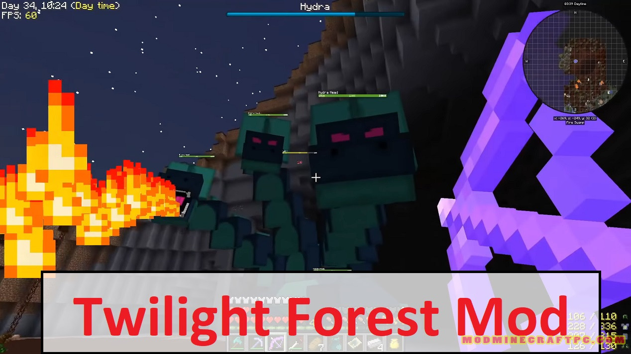 Twilight Forest Mod