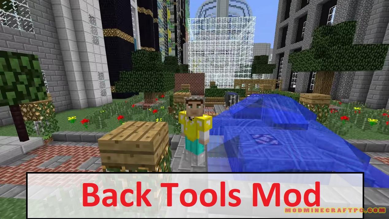Back Tools Mod
