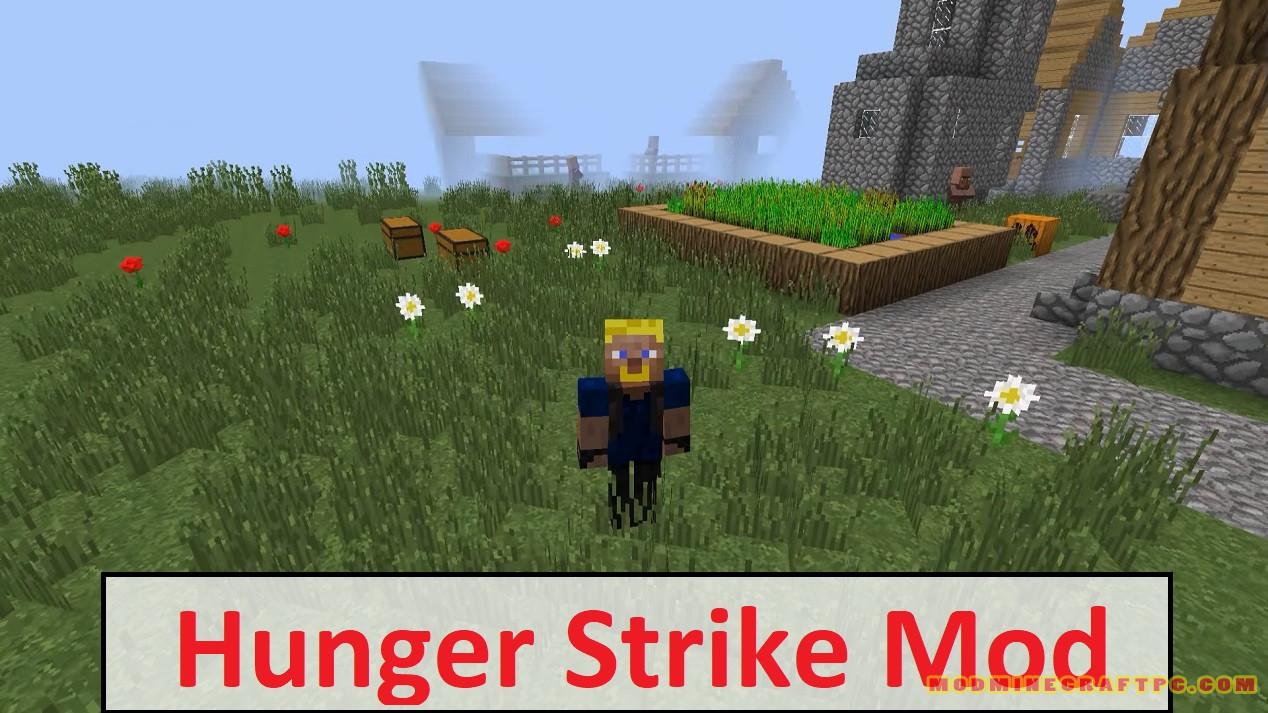 Hunger Strike Mod