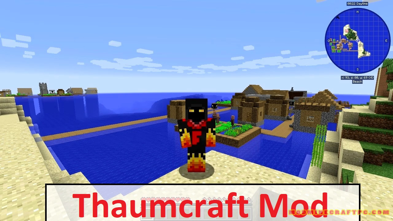Thaumcraft Mod