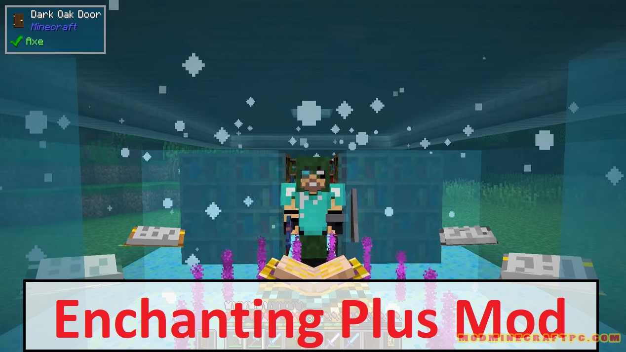Enchanting Plus Mod