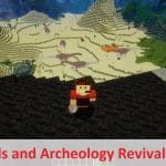 fossils and archeology revival mod
