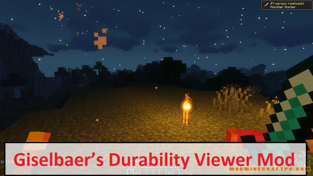 Giselbaer's Durability Viewer Mod