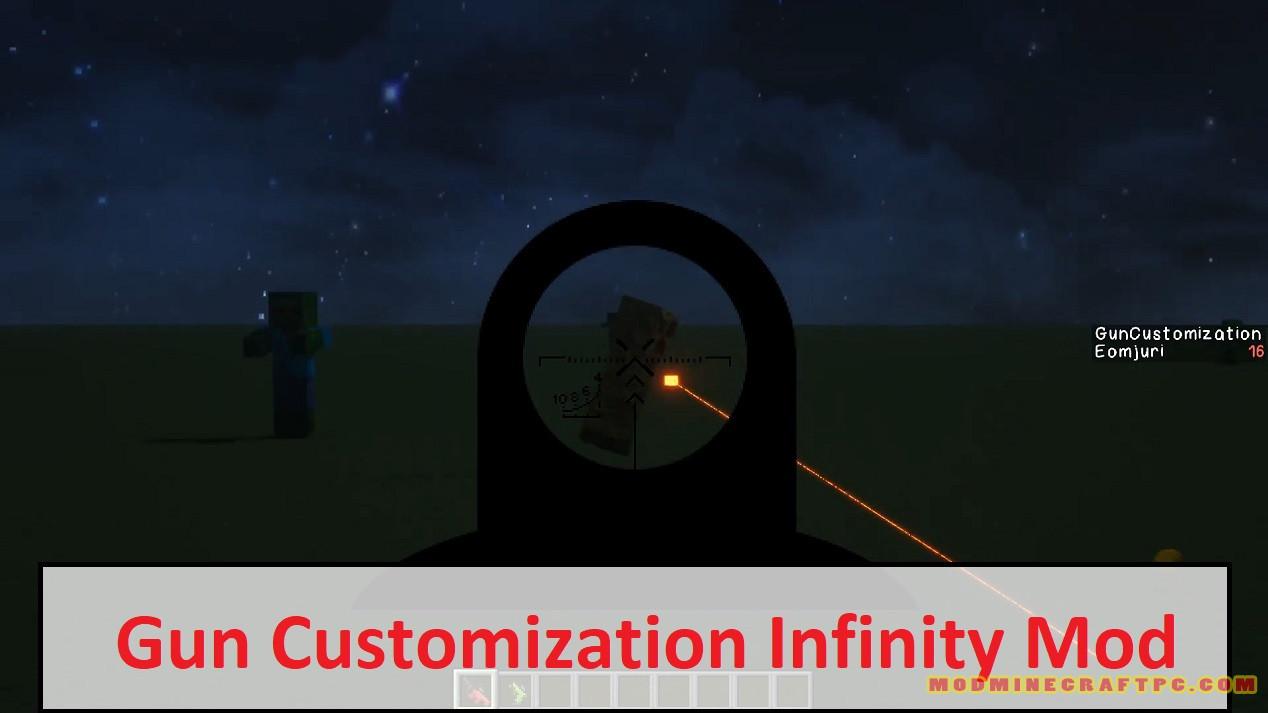 Gun Customization Infinity Mod