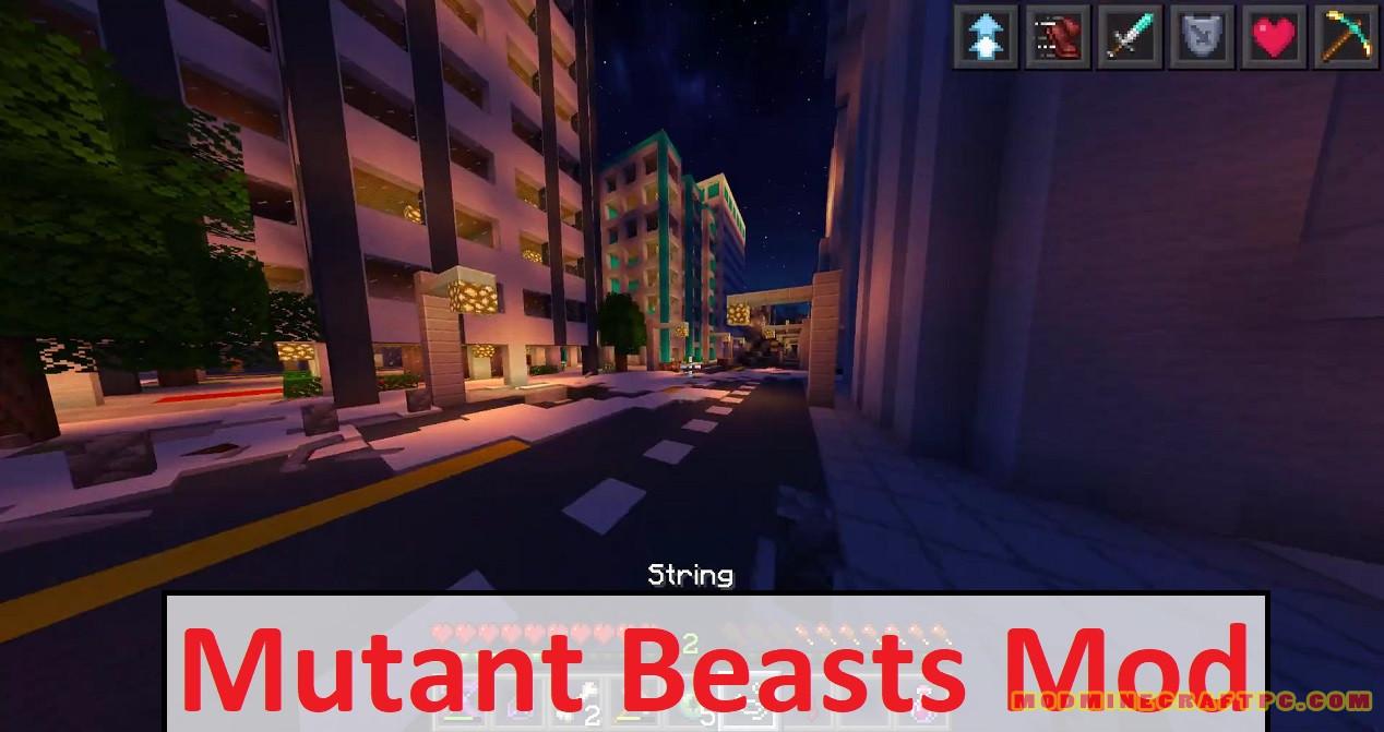 Mutant Beasts Mod