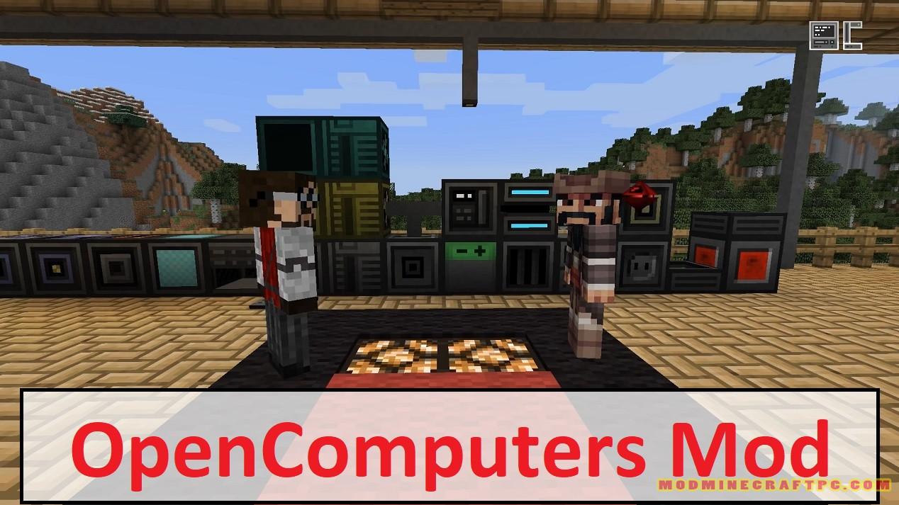 OpenComputers Mod