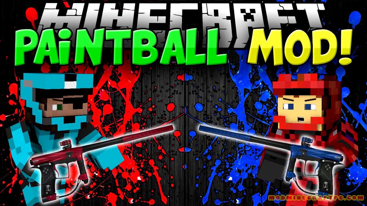 Paintball mod