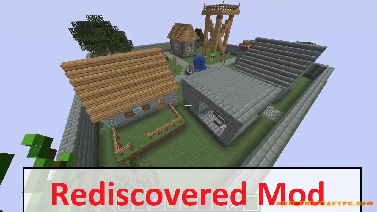 Rediscovered Mod