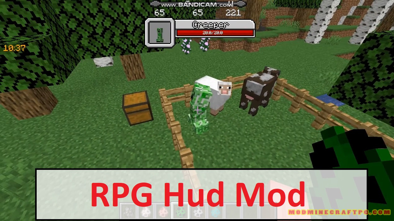 RPG Hud Mod