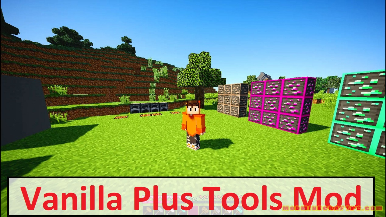 Vanilla Plus Tools Mod