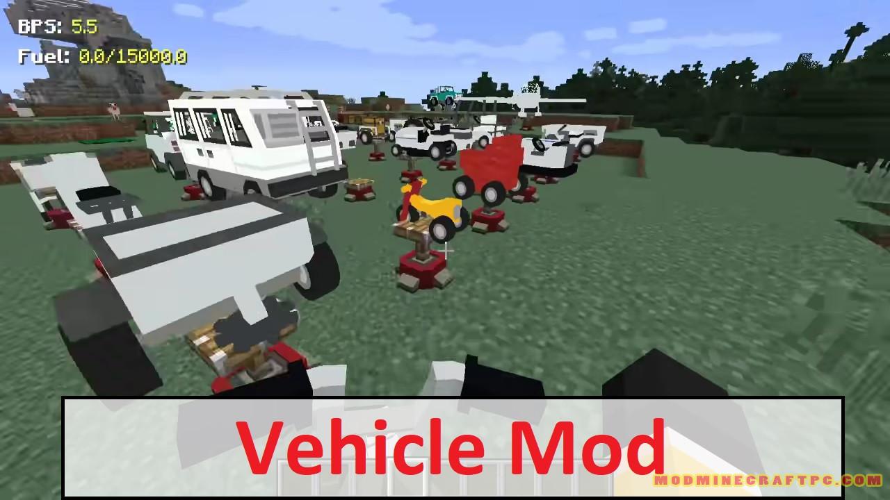 Vehicle Mod