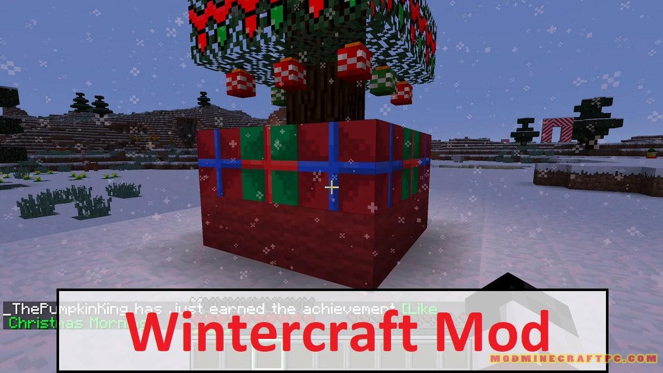Wintercraft Mod