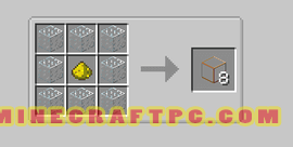 Glassential mod for minecraft 21