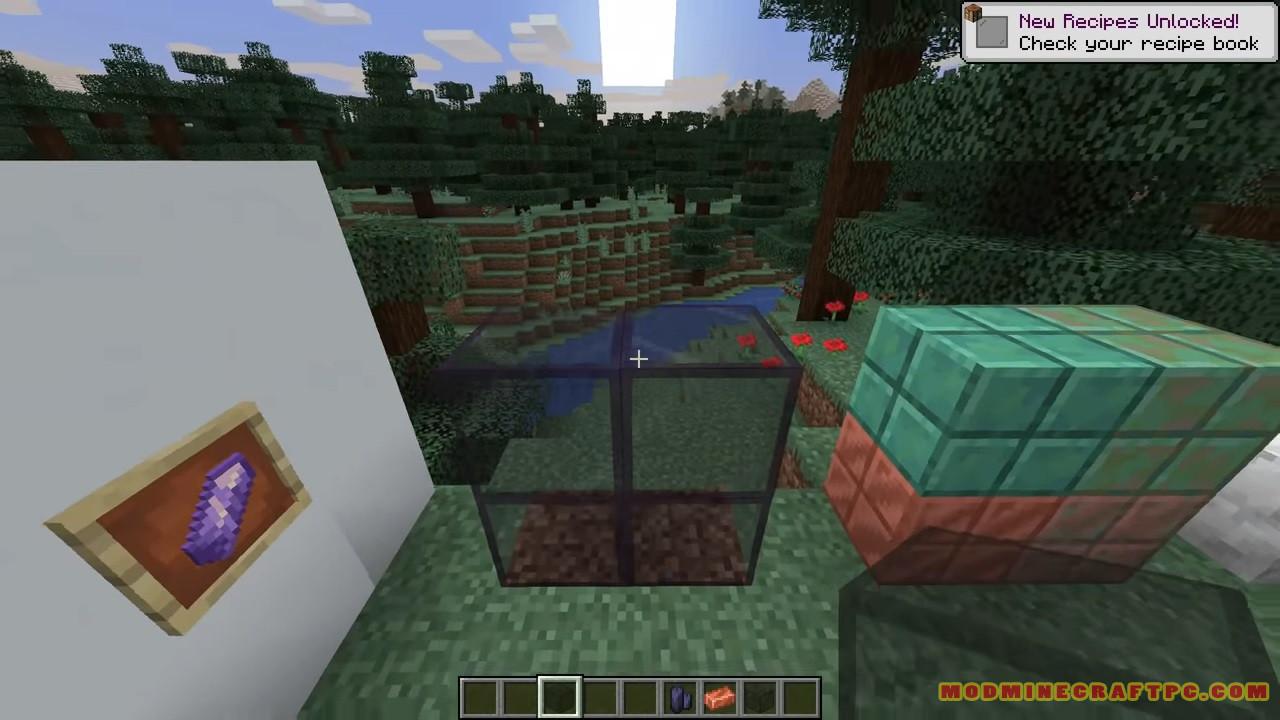 Minecraft 1.17 Snapshot 20w46a