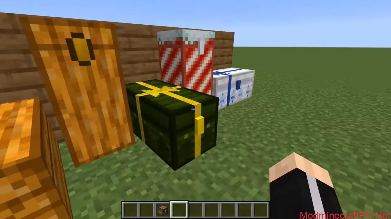 Expanded Storage Mod